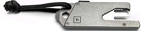 TPT Slide : Titanium Pocket Tool (Stonewashed)