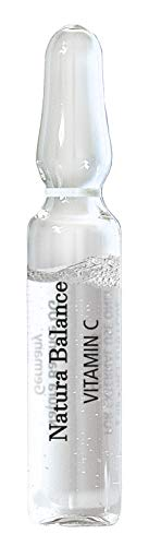 15 Stück Vitamin C Ampullen a 2ml Anti Aging Falten Altersflecken Haut Kollagen Collagen Serum