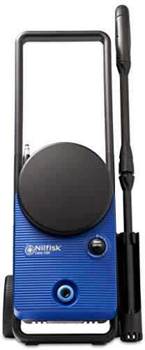 Nilfisk Hidrolimpiadora Core 130 Bar con regulador de Potencia, para hogar, Exteriores y Coches, Azul