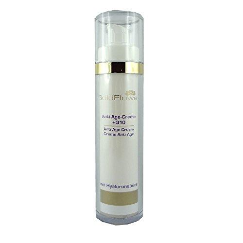 Goldflower Anti-Age-Creme + Q10 - 50 ml