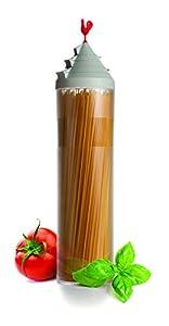 Ototo Spaghetti-Aufbewahrung Spaghetti Tower Kunststoff