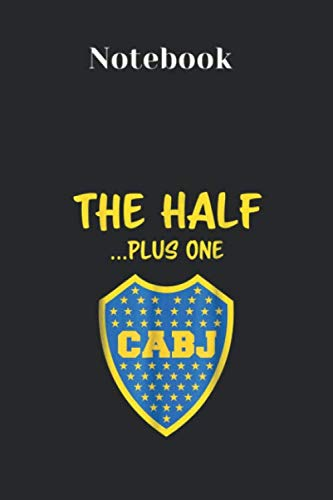 Notebook: Boca Juniors Camiseta De Boca Juniors Regalo Bostero 1 Cover Designed...