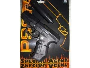 Special Agent P99 - James Bond Fancy Dress Accessory