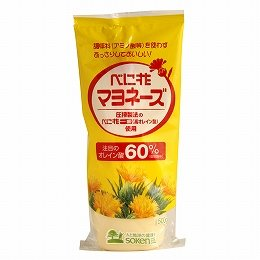 創健社 べに花オレインマヨネーズ 500g×15個            JAN:4901735000753