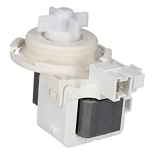 Blaufaust Laugenpumpe Ablaufpumpe Kompatibel/Ersatz für Waschmaschine Miele W800 und W900 Serie ersetzt 6239564
