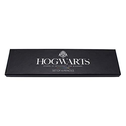 Harry Potter Pencils (Set di 6) - House Pride