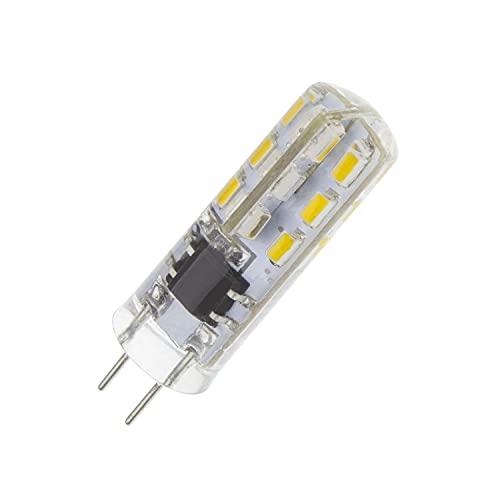 LEDKIA LIGHTING Bombilla LED G4 1.5W (220V) Blanco Cálido 2700K - 3200K