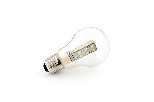 Konstsmide LED-lamp 7711-013 B: 6 cm H: 10,8 cm / E27 / 1x2 /1W / peervorm