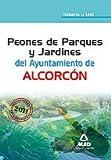 Peones De Parques Y Jardines Del Ayuntamiento De Alcorcón. Temario Y Test