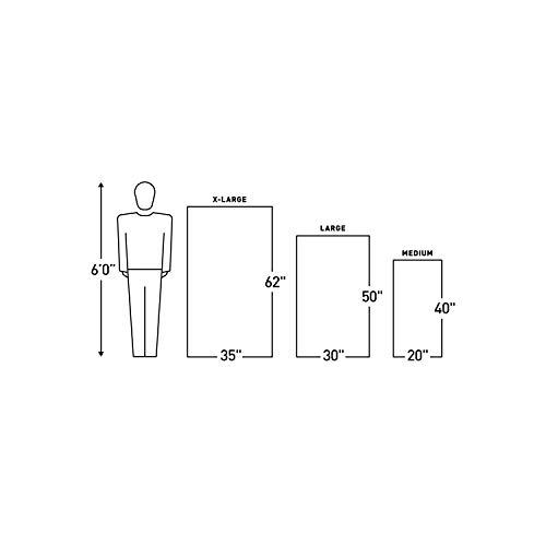 McNETT社 McNETT ウルトラコンパクトマイクロファイバータオルバッグ OD XL 44035 [0355]