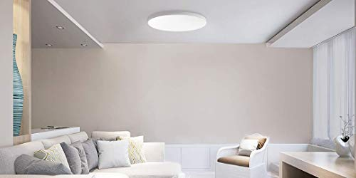 Xiaomi-Mi-Smart-LED-Ceiling-Light-Deckenlampe-Dimmbar-Kalt-bis-Warmwei-frei-whlbar-Smart-Home-iOSAndroid-Appverbindung-via-Mi-Home-App-Untersttzt-Sprachassistenten-zB-Amazon-Alexa