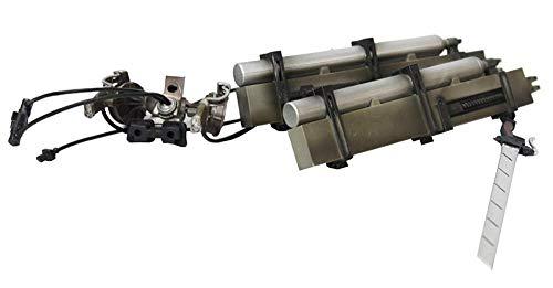 N / A Attack on Titan Master Stars Piece 49089 Levi s 3D Manœuvrer Gear arme Figura de acción