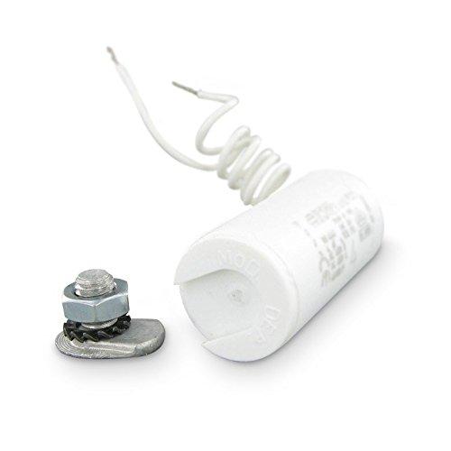 Betriebskondensator mit 3.15-µF-Kabel