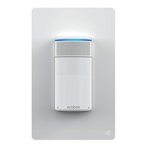Ecobee Switch+ Smart Light Switch w/ Amazon Alexa built-in (White) $23 @ Amazon