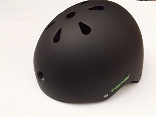Fischer Farradhelm BMX BA001 Grösse S Schwarz