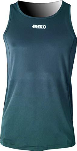 Camiseta EKEKO XRACE DE Tirantes para Hombre, Running, Atletismo, y Deportes en General.