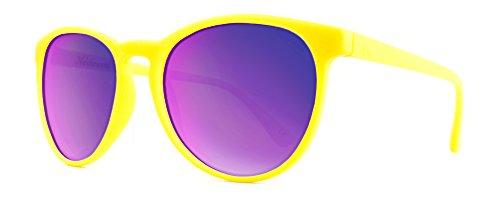 Gafas de sol Knockaround Yellow / Purple Mai Tais