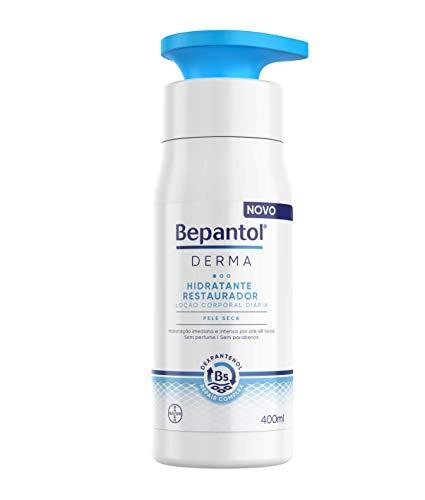 Bepantol Derma Hidratante Restaurador Loção Corporal Diária 400ml, Bepantol