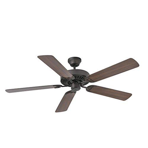 ventilatore da soffitto marrone Faro 33710 - ALOHA Ventilatore da soffitto marrone