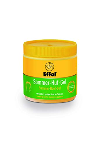 Effol Uni Sommer Huf Gel-500 Ml, Clear, Unisex