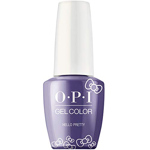 OPI Gelcolor HPL05 OPI Gelcolor - A Kiss on the Chic 15ml,