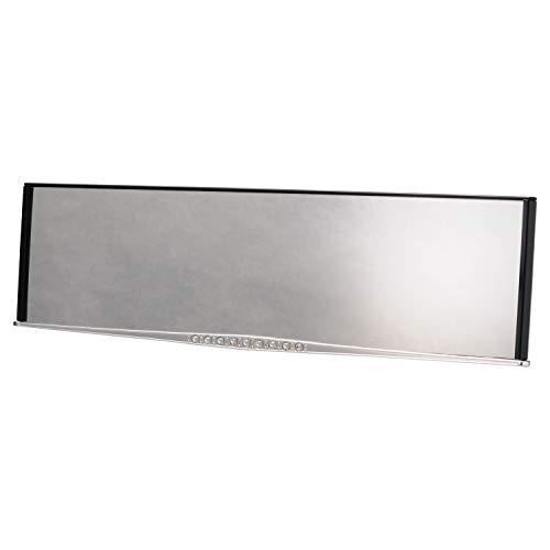 Car Mate DZ24A Konvexspiegel mit Kristallen, 26,7 cm, fein gestimmt, 26,7 cm