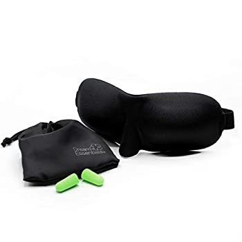 Dream Essentials Sweet Dreams (TM) Lightweight Contoured Sleep Mask Kit