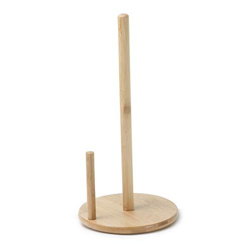 Suporte Para Papel Toalha Ecokitchen Bambu Mimo Style