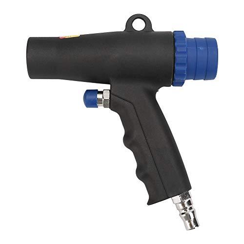 Luftgebläsepistole VD-602 Doppelfunktions-Luftgebläse-Saugpistolen-Reinigungssatz Luftkompressor-Zubehör Pneumatisches Reinigungswerkzeug