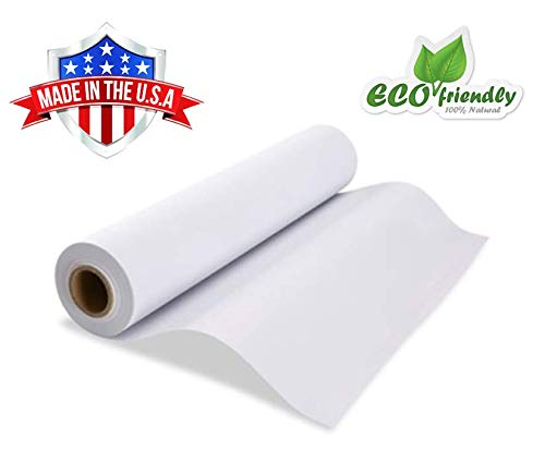 Pacon Easel Roll 4765 White 1 Roll 3 Pack 24-Inch x 200-Feet