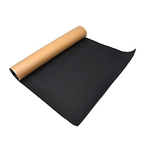 30 x 50 cm, aislamiento de espuma autoadhesivo, de algodón, 2 kpa, aislamiento de silenciamiento automático, almohadillas térmicas
