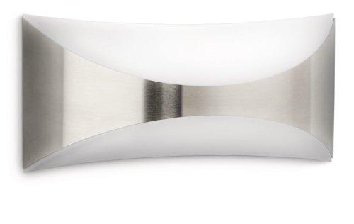 Philips Luminaire Extérieur Applique Murale Seedling Inox
