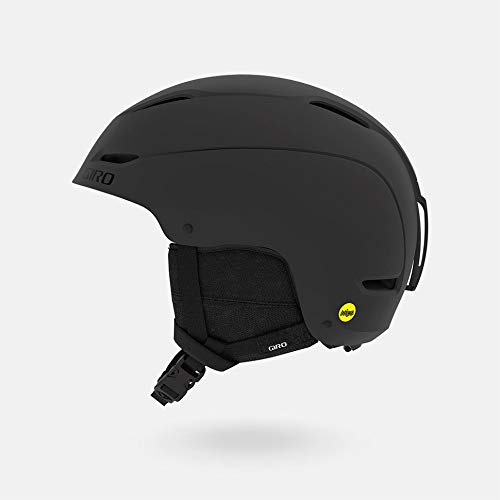 Giro Ratio MIPS Casque de Protection Unisex-Adult, Noir Mat, M 55.5-59cm