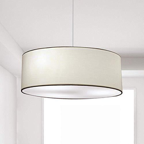 Lámpara colgante de techo iluminación, SPARKSOR Lámpara de techo, Luz de techo, Lámpara de Dormitorio, Lámpara de Restaurante, 3 * E27