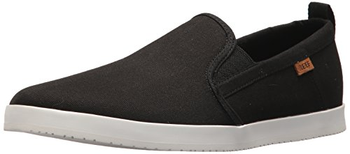 Reef Grovler, Sneakers Basses Homme, Multicolore (Black/White Blw), 42 EU