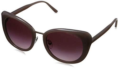 Michael Kors Damen Lisbon 33208H 52 Sonnenbrille, Pink (Milky Pink/Burgundy Gradient)