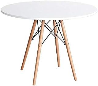 Ventemeublesonline Table Tower Wood Ø100 CM