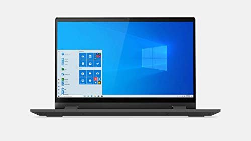 Lenovo IdeaPad Flex 5 14ARE05 14' Full HD Touchscreen 2-in-1 Notebook Computer, AMD Ryzen 7 4700U 2.0GHz, 8GB RAM, 512GB SSD, Windows 10 Home, Graphite Gray