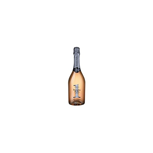 Premiere Bulle - Vino Espumoso rosado Première Bulle Cremant  Brut Languedoc-Rosellón