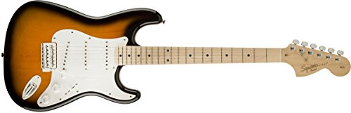 Fender 6 String Solid-Body Electric Guitar, Right...