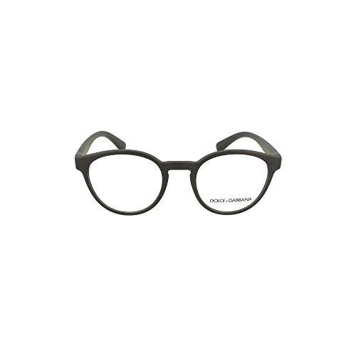 Dolce & Gabbana Gafas de Vista VIALE PIAVE 2.0 DG 5046 Black 51/21/145 hombre
