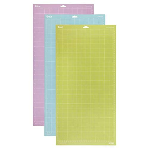 blau Cricut lightgrip Schneidematte 12/ x 24/ 3/ Pack