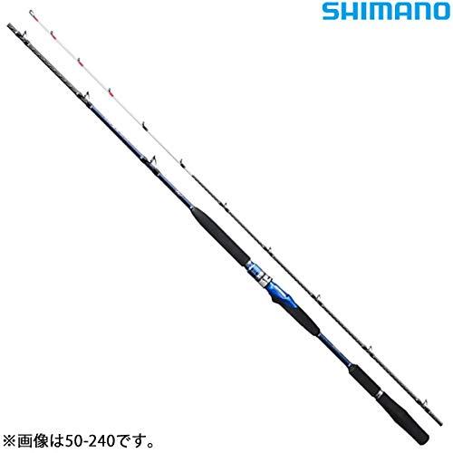 シマノ(SHIMANO) ロッド 船竿 18 海明 50 240 マダイ イナダ ハマチ ワラサ メジロ イサキ タチウオ アマダイ アジ ハナダイ