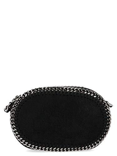 Luxury Fashion | Stella Mccartney Dames 700003W91321000 Zwart Kunstleer Schoudertassen | Lente-zomer 20