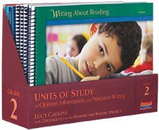 Units of Study in Opinion, Information, and Narrative Writing, Grade 2 (The Units of Study in Opinion, Information, and Narrative Writing Series)