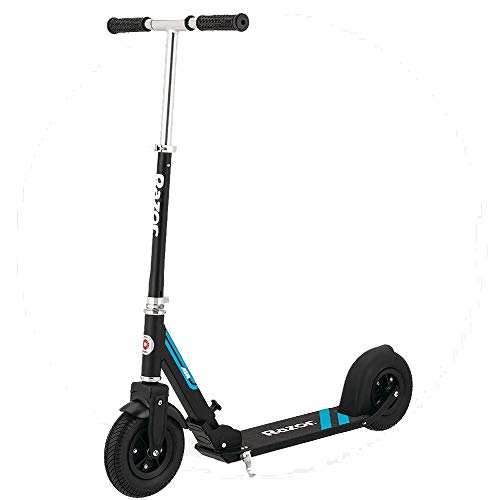Razor Age 8+ A5 Air Kick Scooter, schwarz