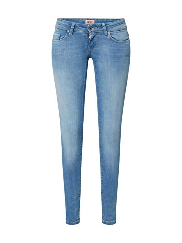 ONLY dames spijkerbroek ONLCORAL SL SKINNY BB REA12599