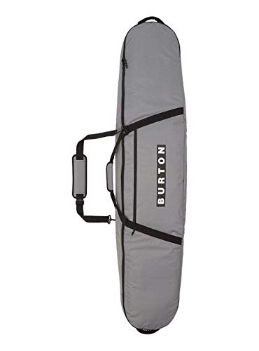 Burton Gig Board Bag, Gray Heather Print, 166