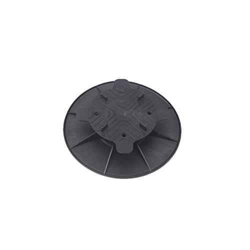 Plot pour dalle de terrasse à hauteur réglable 3-5 cm de Gartenpirat®