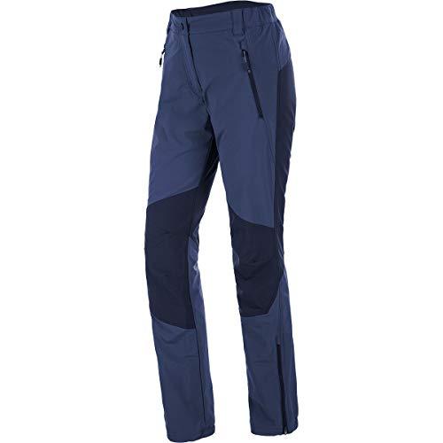 Salewa - PUEZ TULLEN DST W PNT Pantalon - M - Bleu - Femme